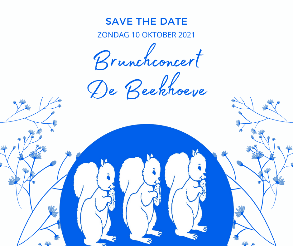 Save the date brunch